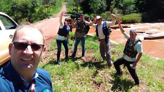 'Plug' desembarcou em São Pedro do Iguaçu!