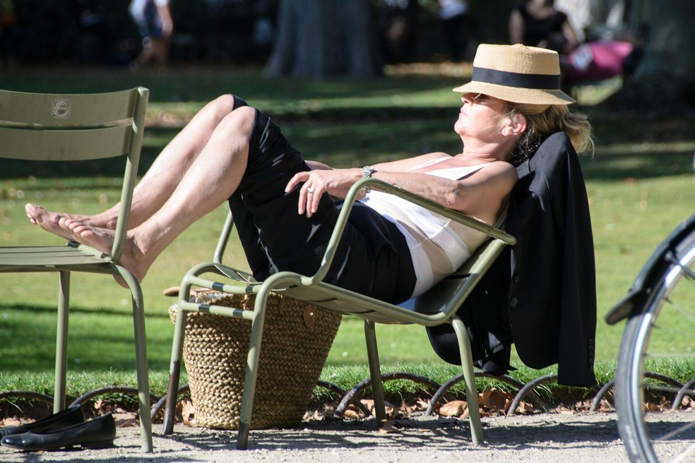 O período controlado de descanso não precisa ser elaborado. Bastaria um local tranquilo para relaxar corpo e mente — Foto: Pixabay