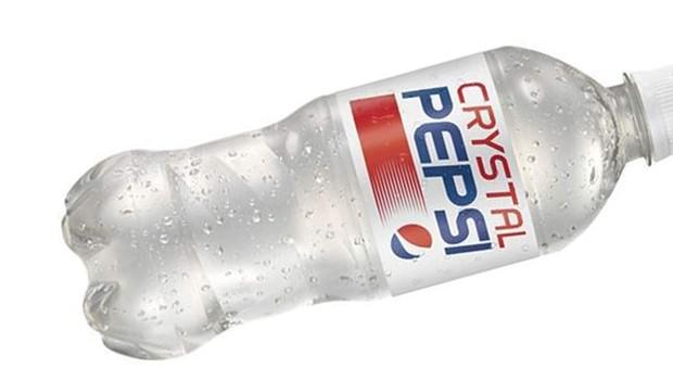 Pepsi Crystal (Foto: Divulgação)