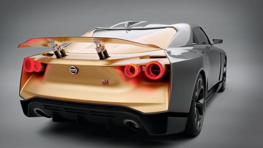 Edição de 50 anos do Nissan GT-R poderá custar mais de R$ 4 milhões