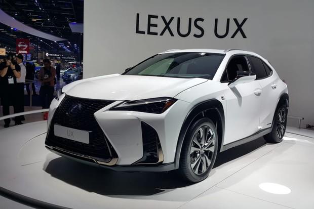 Lexus Ux 250h Chega Por R 169 990 O Suv H 237 Brido Mais