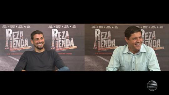 Filme 'Reza a lenda', que teve trechos gravados na Bahia, é atração da 'Tela Quente'
