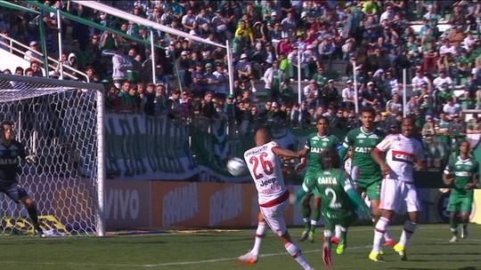 Reforço do Náutico, Paulinho já fez golaço contra Chape e tem bom repertório; veja lances