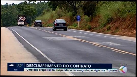 Fórum comunitário na Câmara de Araxá discute o atraso nas obras de duplicação da BR-262
