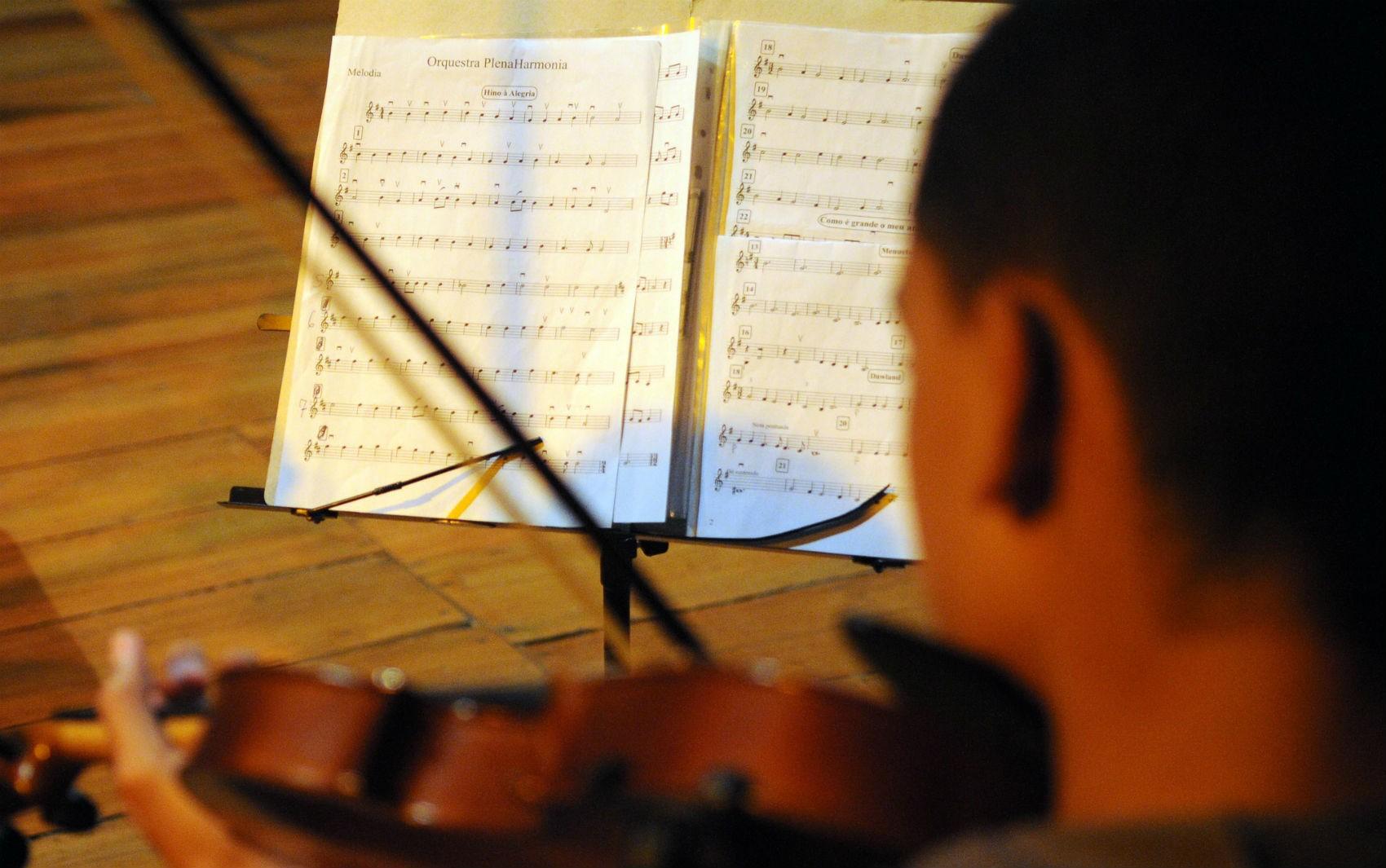 Orquestra Jovem de Sergipe vai abrir pré-seleção na próxima segunda