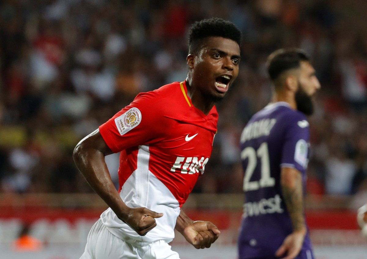 Jemerson completes 100 games for Monaco and wants to adjourn Paris ...