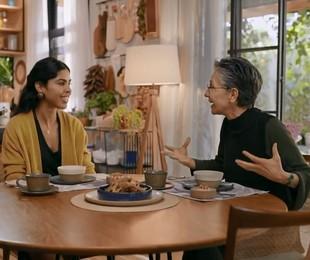 Bela Gil e Cássia Kis no 'Bela cozinha' | Reprodução
