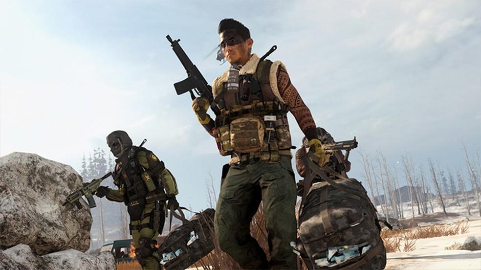 Call of Duty: Warzone é o mais novo Battle Royale grátis da franquia Call of Duty — Foto: Reprodução/Battle.net