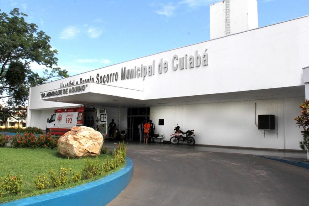 -  Pronto Socorro de Cuiabá fez mutirão para tentar desafogar fila de espera  Foto: Luiz Alves/Secom-Cuiabá