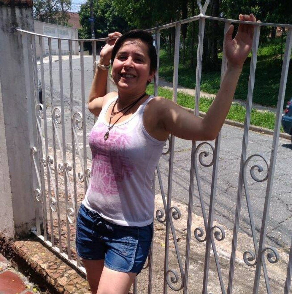 Aldeice Bezerra morou por quase um ano sem pagar aluguel até conseguir voltar a ter uma situação financeira melhor (Foto: Arquivo pessoal)