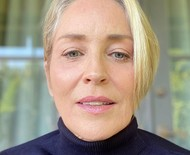Sharon Stone deixa gorjeta de R$ 3,1 mil em restaurante em Nova York