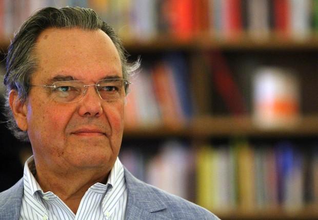 Eduardo Eugênio Gouvêa Vieira, presidente da Federação das Indústrias do Estado do Rio de Janeiro (FIRJAN) desde 1995 (Foto: Divulgação)