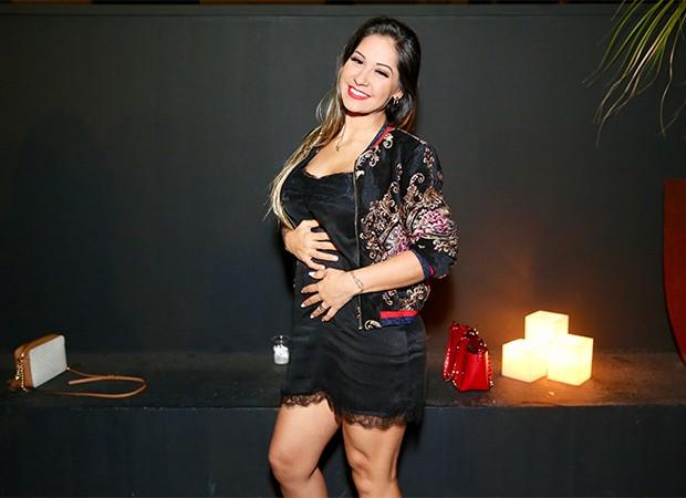 Mayra Cardi (Foto: Manuela Scarpa/Brazil News)