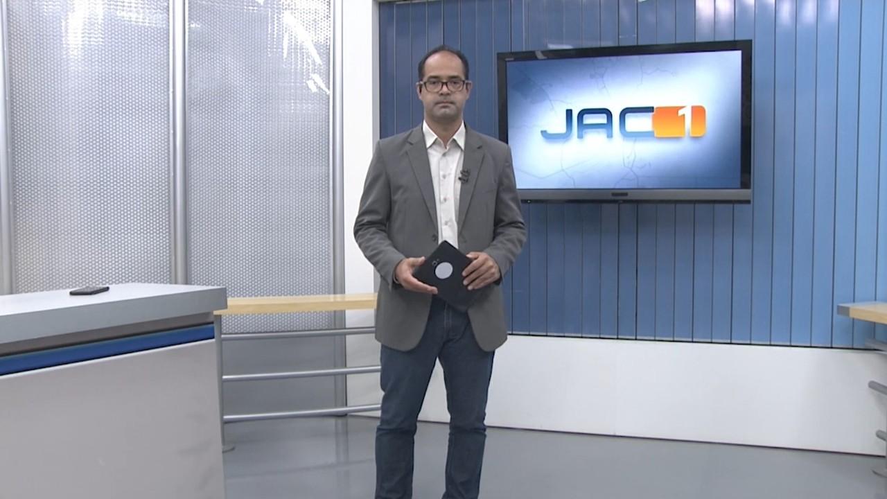 Assista a íntegra do Jornal do Acre 1ª deste sábado (20)