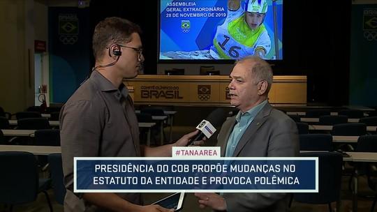 Tá Na Área entrevista o presidente do COB, Paulo Wanderley