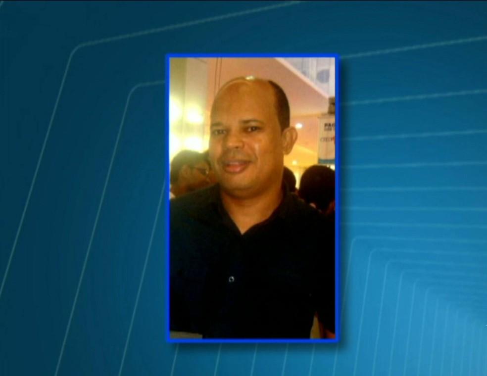 Décio Sá foi morto a tiros em um bar na Avenida Litorânea em São Luís. — Foto: Reprodução/TV Mirante