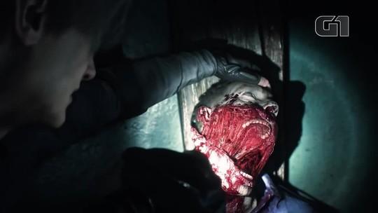 Novo 'Resident Evil 2' usa pontos altos da franquia e reinventa clássico de terror para nova geração; G1 jogou