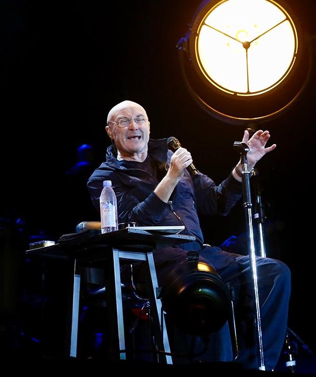 Phil Collins (Foto: Manuela Scarpa/Brazil News)