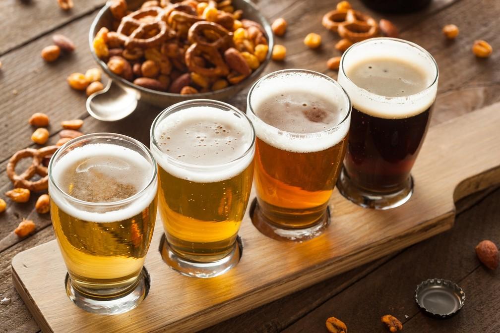 Cerveja artesanais — Foto: Divulgação