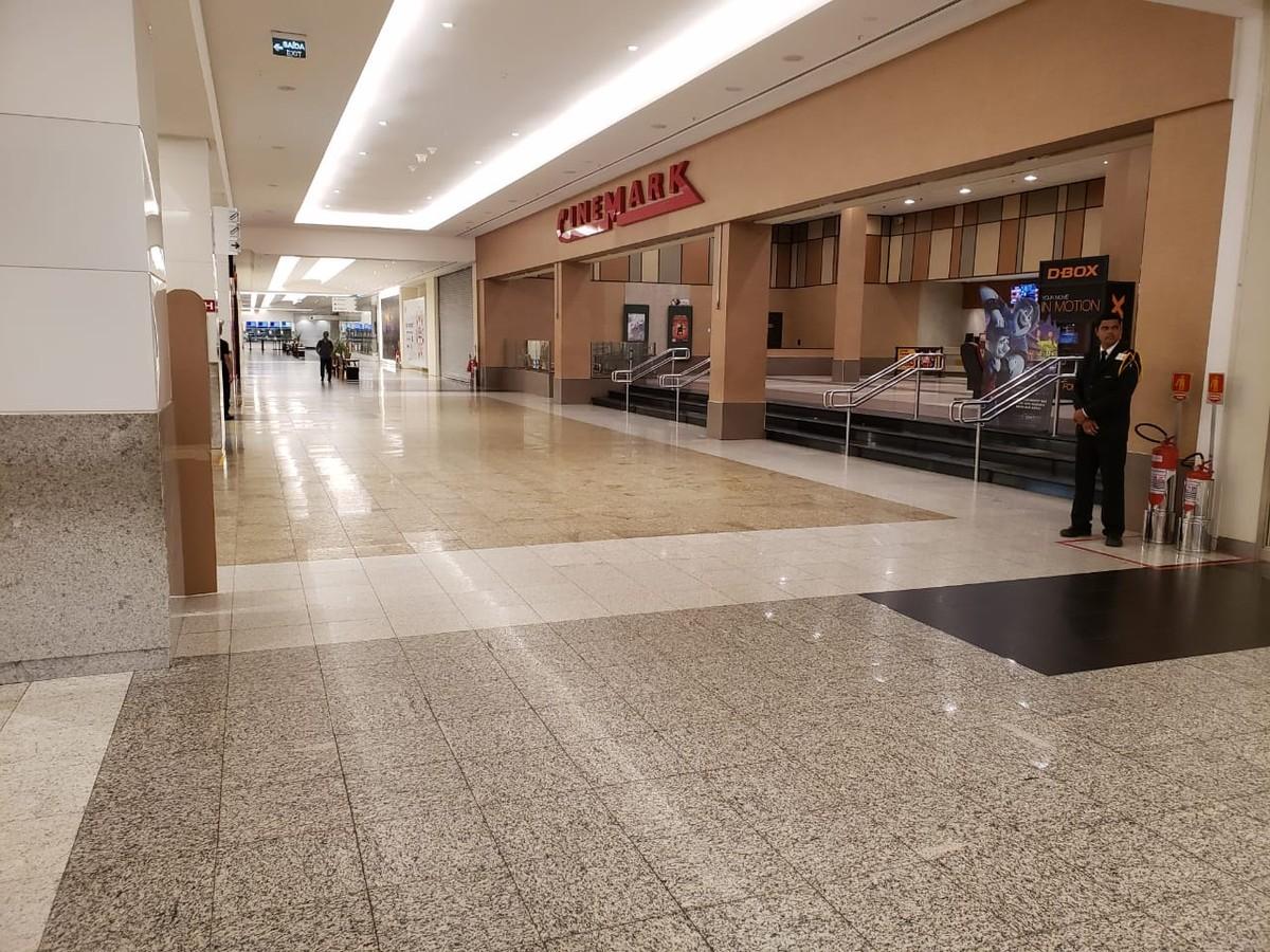 Prefeitura autoriza reabertura de shoppings e restaurantes com mais de 300 m² a partir de terça (28) em Natal – G1