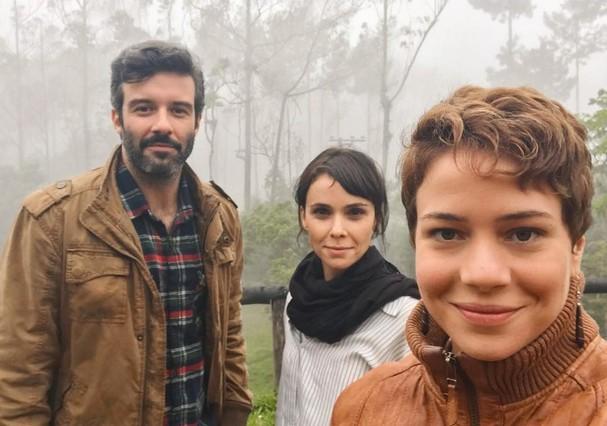 Leandra Leal e Débora Falabella (Foto: Reprodução)