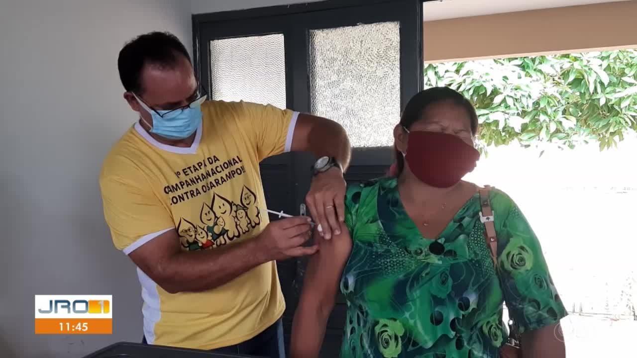 Vacinação em Guajará-Mirim anda em passos de 'tartaruga'