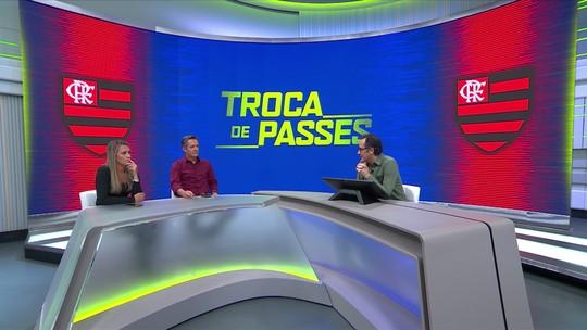 Comentaristas debatem sobre os novos rumos do futebol do Flamengo