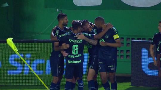 Sequência, vantagem e Tiepo: Ney Franco avalia vitória sobre o Corinthians