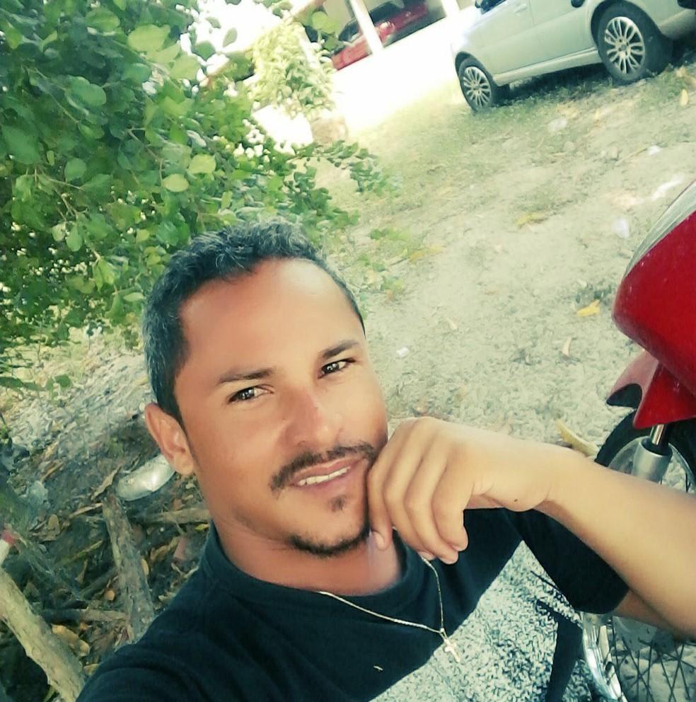 Jamilson Cleiton Machado morreu após ser baleado por engano em São Luís. (Foto: Arquivo pessoal)