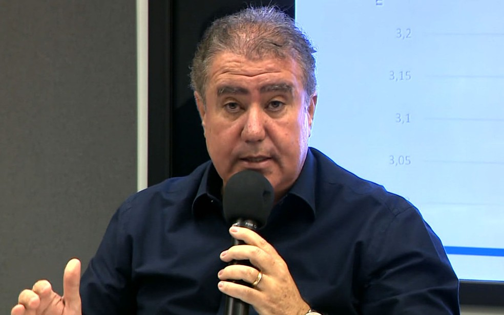 Prefeito de Campinas, Jonas Donizette, repudia fala de Bolsonaro — Foto: Reprodução/EPTV