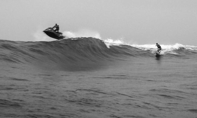 Surfe na Laje de Ipanema