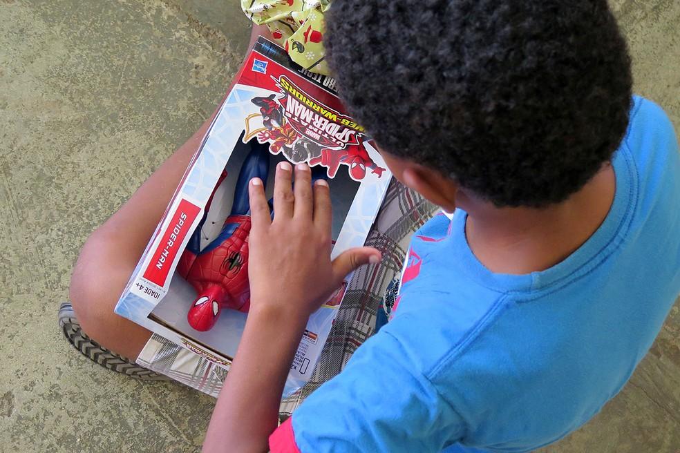 Cadastro aponta que há 130 crianças e adolescentes aptos para adoção em todo o DF (Foto: Jana Pessôa/Setas-MT)