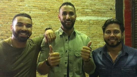 'The Wall': irmãos planejam viagem ao Líbano após prêmio de R$ 211 mil