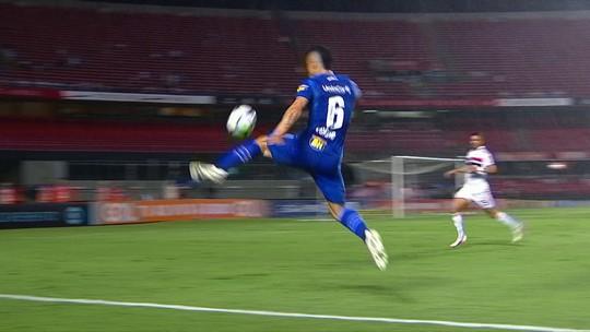 Assista aos melhores momentos de São Paulo 1 x 0 Cruzeiro
