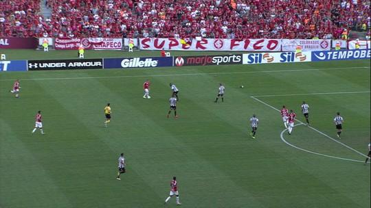 Mancini elogia Atlético-MG após derrota, enxerga que empate seria justo e despista sobre futuro