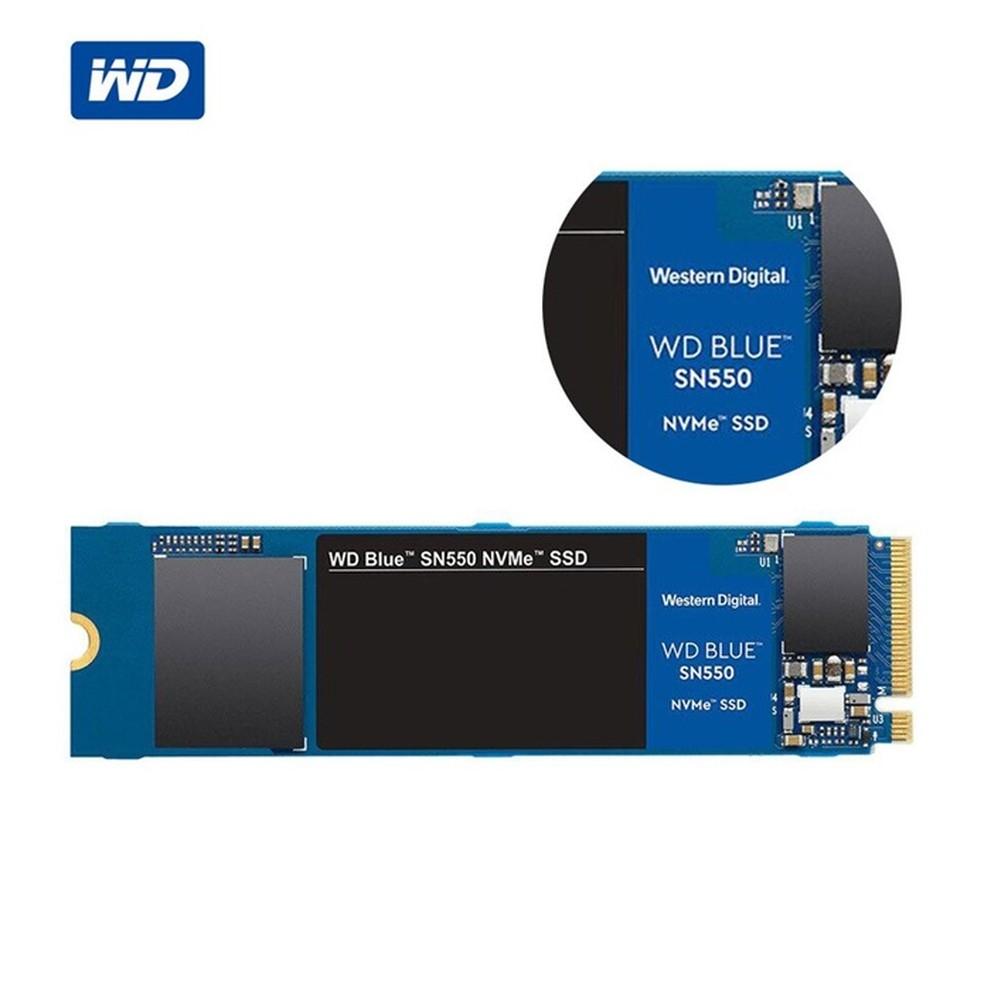 O SSD SN550 é uma boa opção para computadores, mas não oferece mesma velocidade dos consoles. —