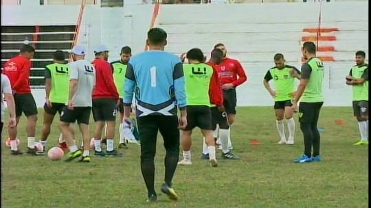 Guarany enfrenta o Santa Cruz neste domingo (16)