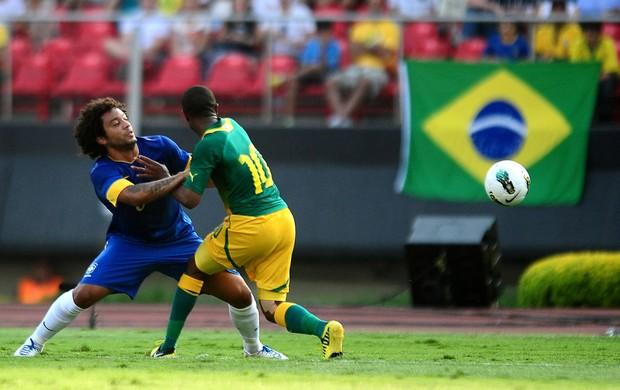 Marcelo Brasil x África do Sul (Foto: Marcos Ribolli / Globoesporte.com)