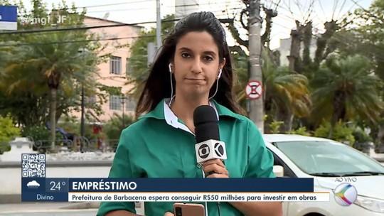 Prefeitura de Barbacena solicita autorização da Câmara para fazer empréstimo de até R$ 50 milhões