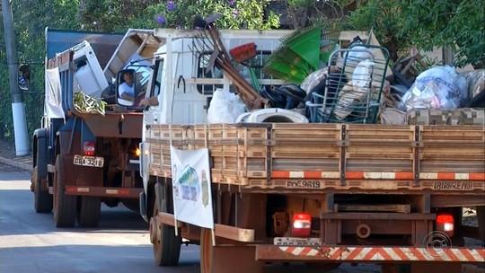 Projeto Cidade Limpa está em Ibirarema