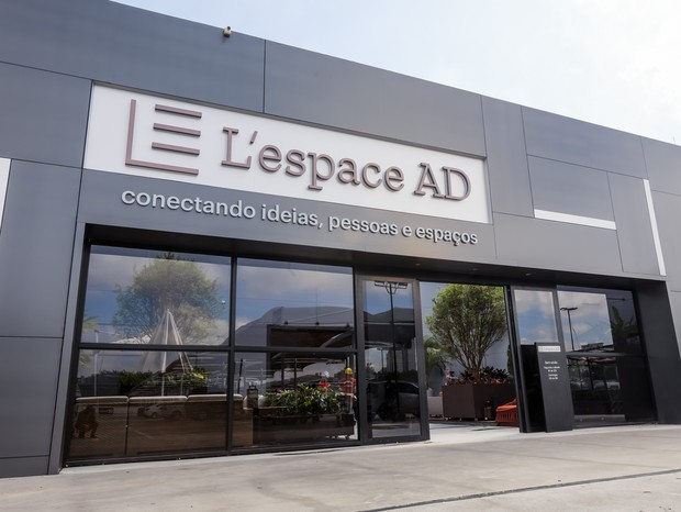 L'espace AD inaugura um espaço voltado para experiência e inspiração de profissionais