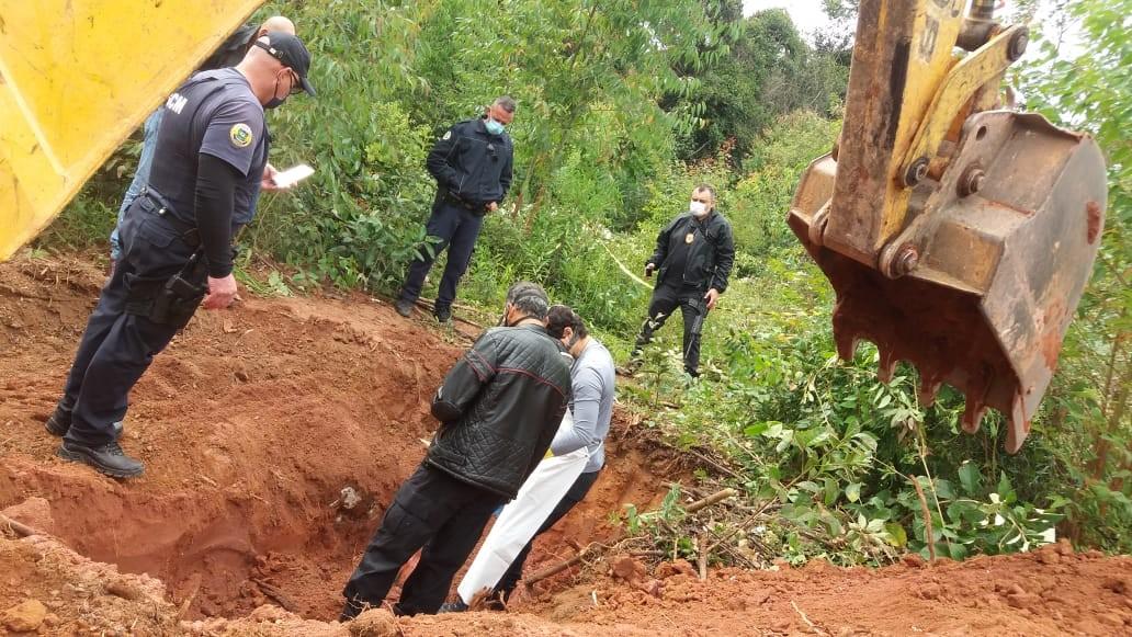 Corpos encontrados em cemitério clandestino são identificados em Jarinu