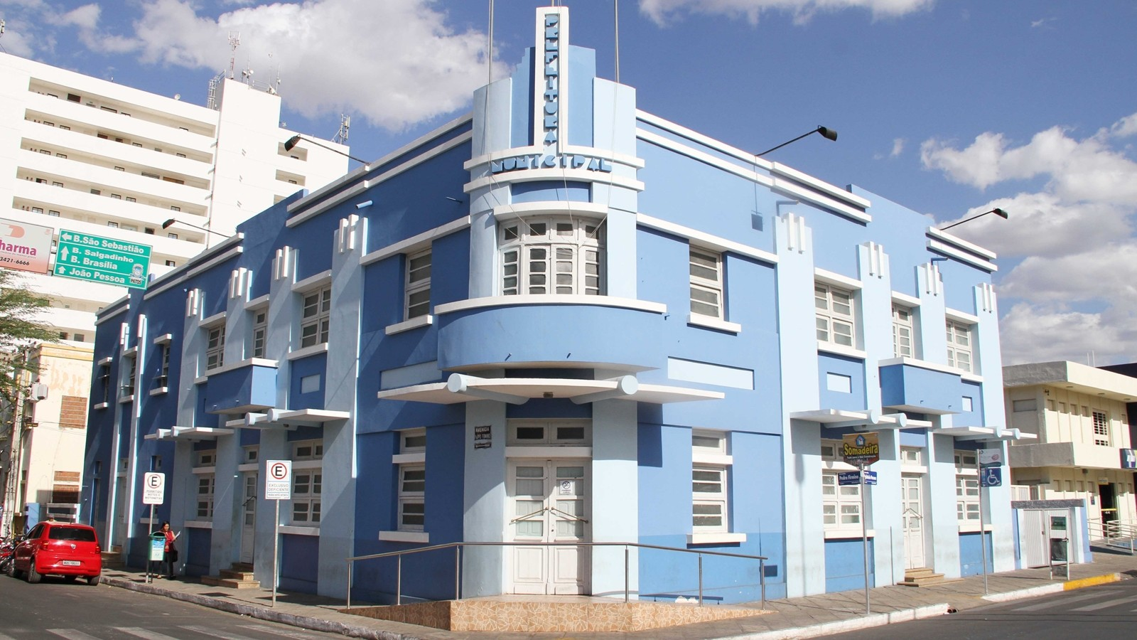 Anunciado concurso da Prefeitura de Patos, PB, com 294 vagas de emprego