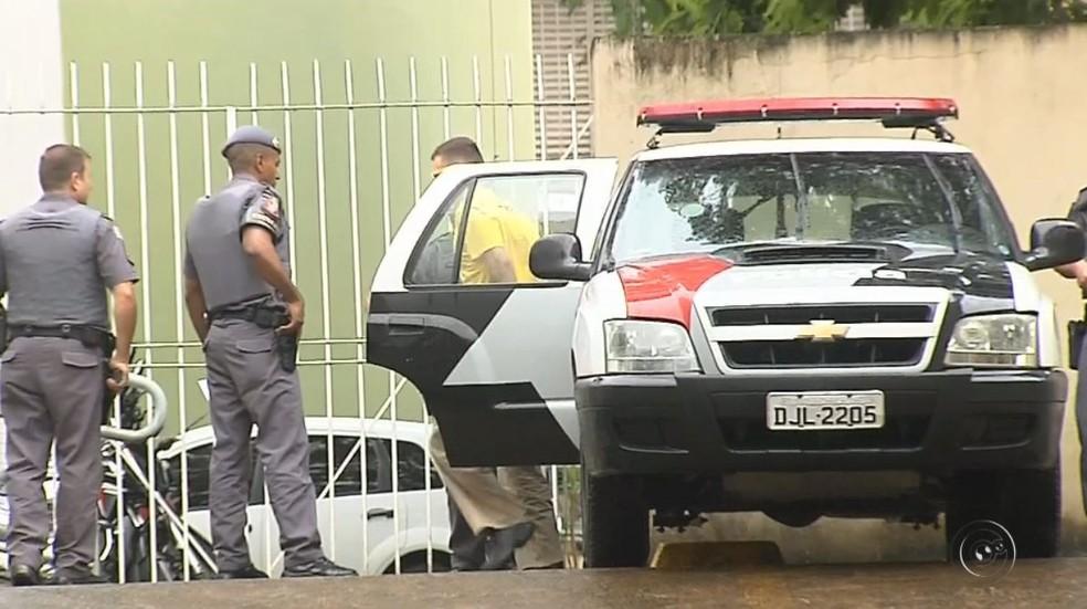 Vinícius Coradim foi condenado a nove anos e seis meses de prisão por matar amigo em Araçatuba (SP) — Foto: Reprodução/TV TEM