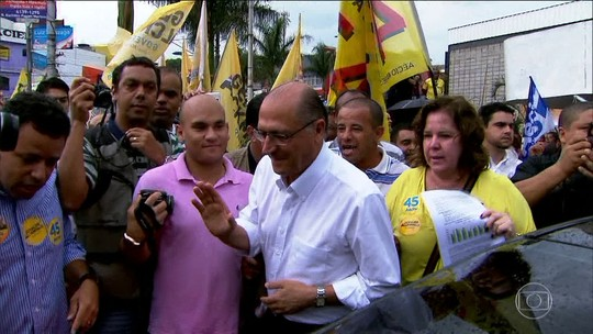 Ministério Público de SP abre inquérito contra Geraldo Alckmin