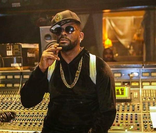 O rapper R. Kelly (Foto: Instagram)