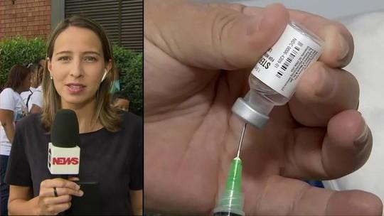 Mobilização contra o sarampo acontece em todo o país neste sábado (19)