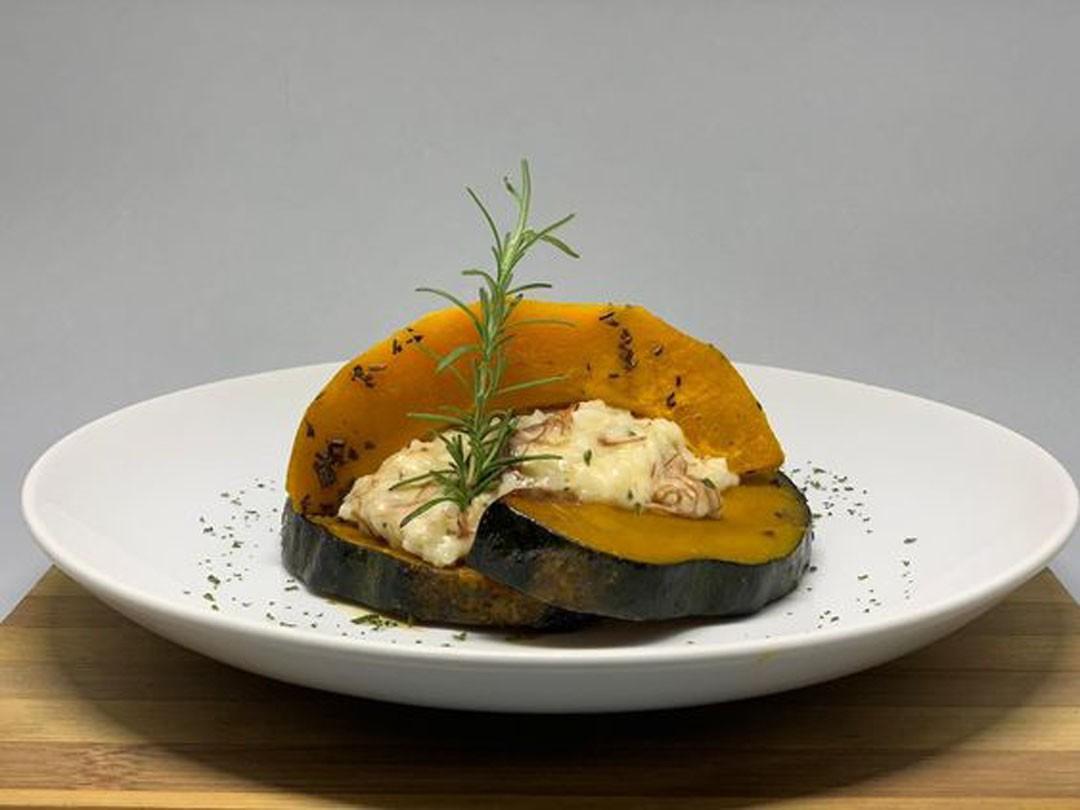 Pratos vegetarianos da Restaurant Week (Foto: Divulgação)