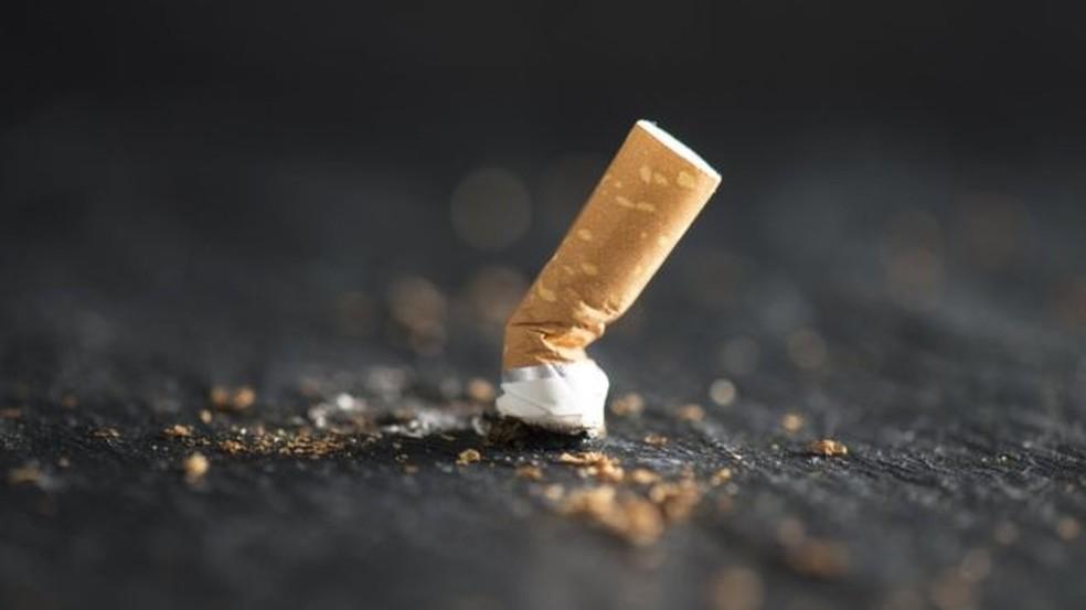 Pesquisa também apontou os hábitos de fumantes no estado e na capital de Mato Grosso do Sul — Foto: Getty Images/BBC