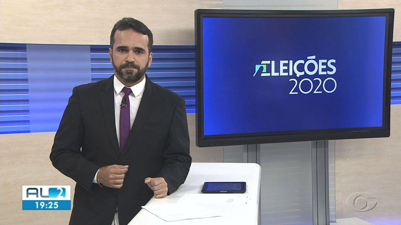 Veja como foi a agenda dos candidatos a prefeito de Maceió nesta terça (20)